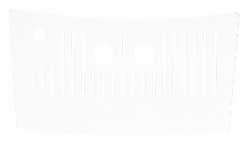 Tropfblech 626-646 CafeRomatica 656 Schutzfolie für NIVONA 520-530